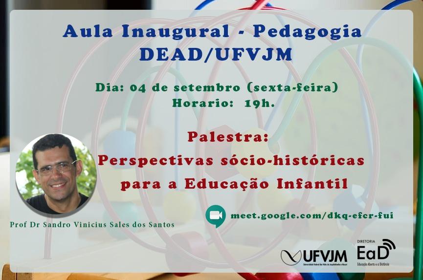 convite Pedagogia 20202